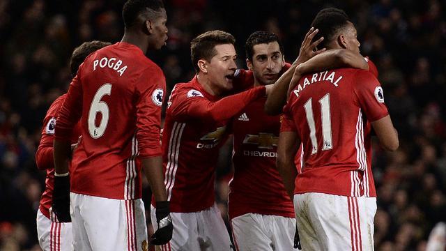 Mourinho hoopt dat Martial behouden blijft voor Manchester United