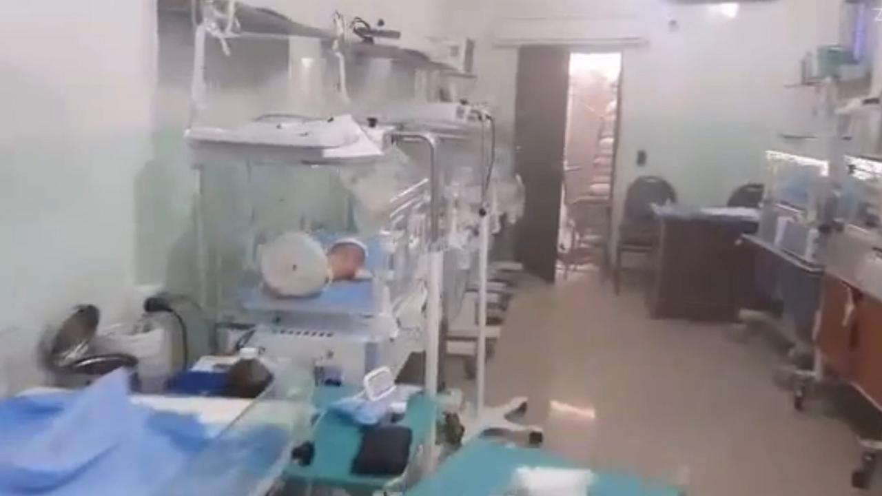 Vier Syrische ziekenhuizen en een bloedbank getroffen door luchtaanvallen