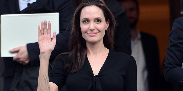 Angelina Jolie bezoekt woensdag NAVO-hoofdkwartier in Brussel
