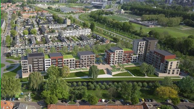 Startsein voor bouw van woningen De Leeuwerik