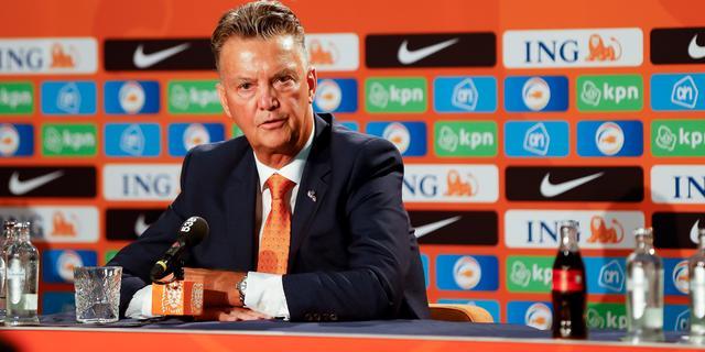 Voorbereiding van 1,5 dag is eigenlijk te kort voor 'procestrainer' Van Gaal