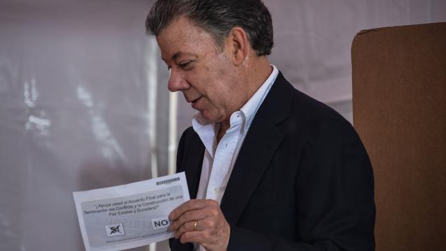 Colombianen stemmen over vredesakkoord met FARC