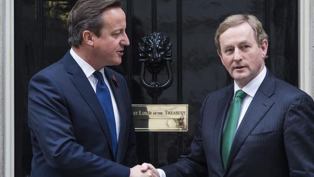 Ierland vraagt Groot-Brittannië in de EU te blijven