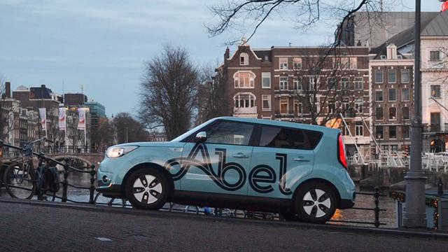 Amsterdamse Uber-concurrent Abel stopt