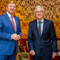 Henk Kamp en Ben Knapen volgen opgestapte ministers Bijleveld en Kaag op
