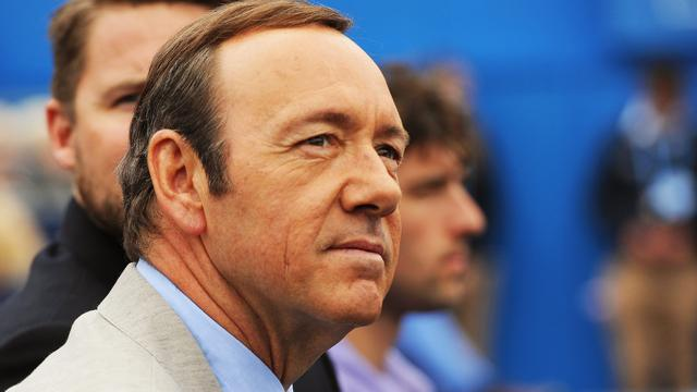 'Opnames The Usual Suspects stilgelegd na wangedrag Kevin Spacey'