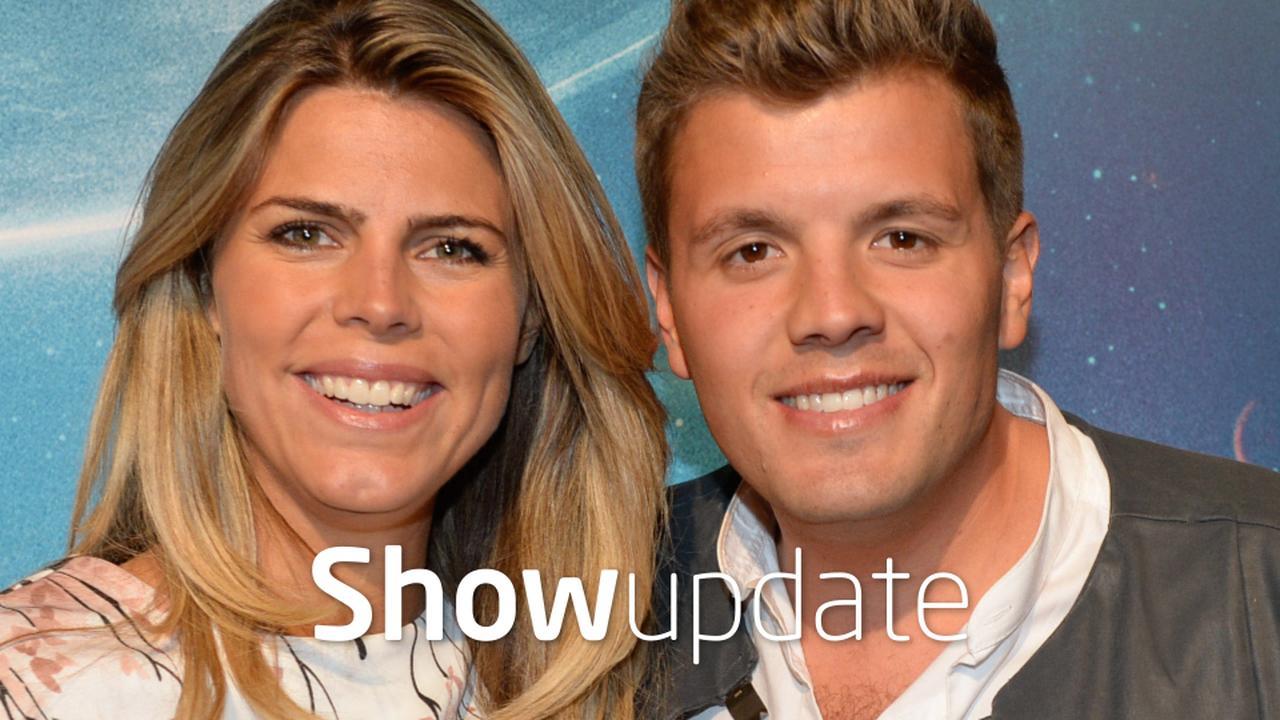 Show Update: Kim Kötter en Jaap Reesema op liefdesvakantie