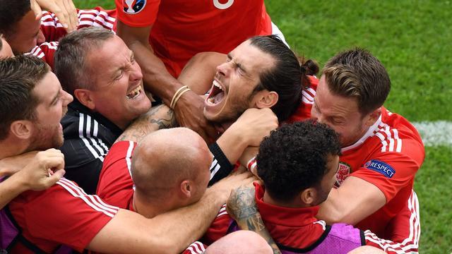 Bale kan geluk niet op na eerste zege ooit op EK met Wales