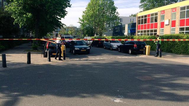 Man met schotwond aangehouden in Utrechts ziekenhuis