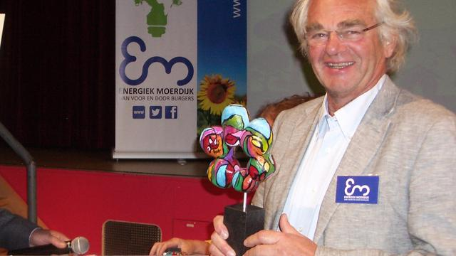 Duurzaamheidsaward voor Michael Daamen