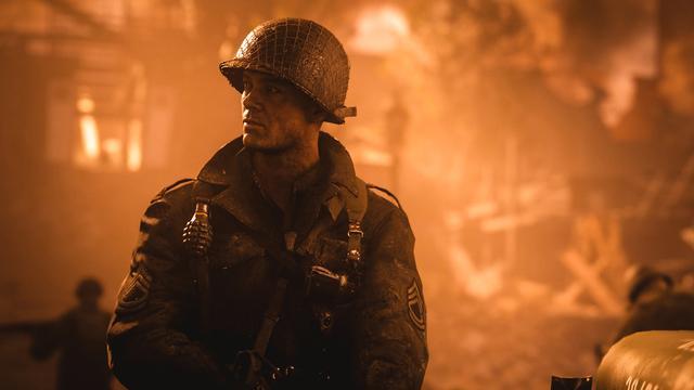 Call of Duty: WWII verschijnt op 3 november