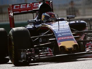 Rosberg snelste op Yas Marina Circuit