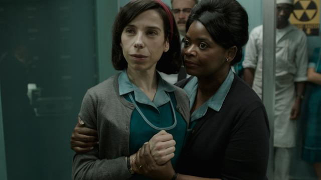 Makers Oscargenomineerde film Shape of Water aangeklaagd voor plagiaat