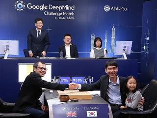 Overwinning toont snelle vooruitgang kunstmatige intelligentie