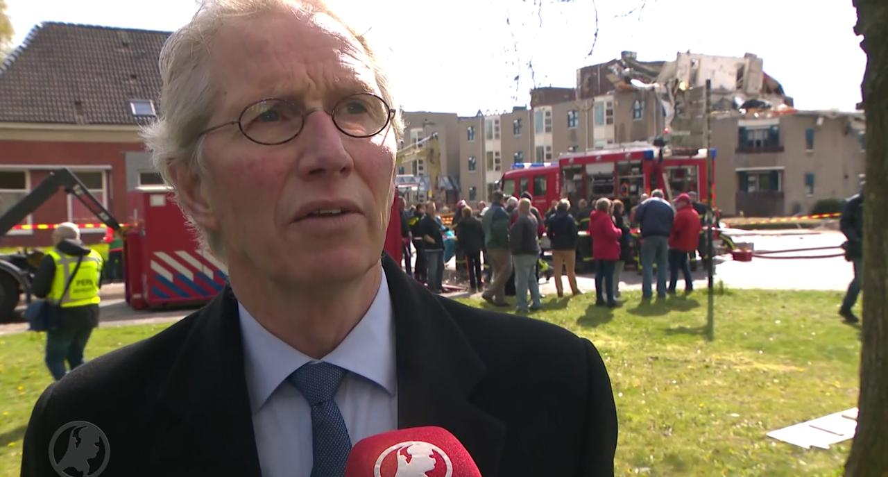 Burgemeester Veendam noemt beperkt aantal slachtoffers na explosie 'wonder'