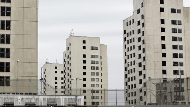 Personen besmet met MRSA in gevangenis Amsterdam Bijlmer