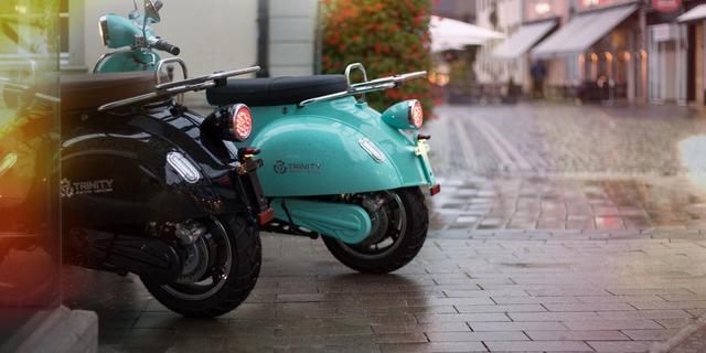 Markt voor elektrische deelscooters sterkst gegroeid in Nederland