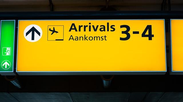 Coronateststraat op Schiphol gaat eind van de week open