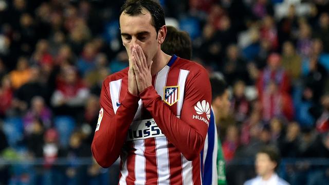 Atletico Madrid vreest Godin te moeten missen tegen PSV