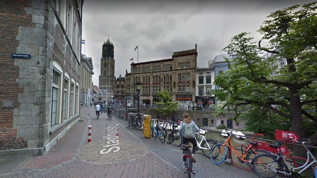 Gedeelte Stadhuisbrug tot medio oktober dicht