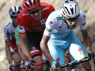 Nummer twee in Vuelta stelt dat hij geen andere keuze heeft