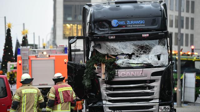 Verdachte aanslag kerstmarkt Berlijn is 23-jarige Pakistaan