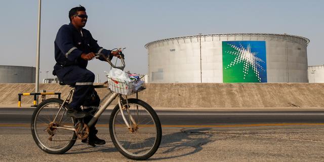 Investeerders staan in de rij om geld te steken in Saudi Aramco