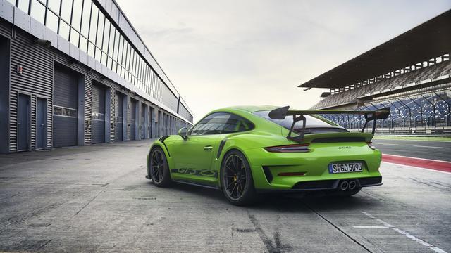 Porsche presenteert 911 voor puristen
