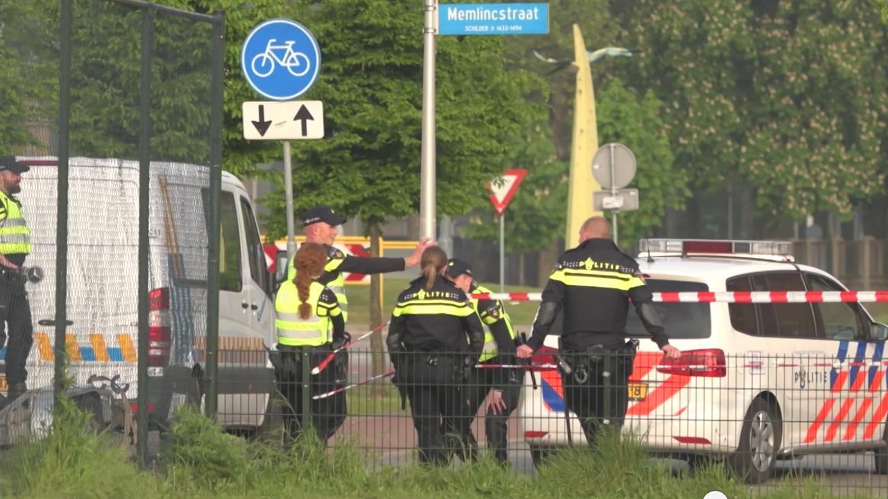 Politie onderzoekt dode man in Eindhoven