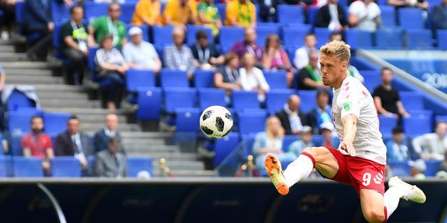 Jörgensen meldt zich als laatste WK-ganger bij Feyenoord
