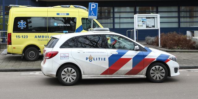 Twee medewerkers ggz-instelling in Den Haag zwaargewond na geweldsincident
