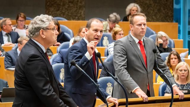 Veel lof vanuit politiek voor toespraak premier Rutte