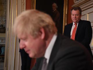 Oud-Brexit-onderhandelaar legt schuld bij EU na ruzie over Noord-Ierland