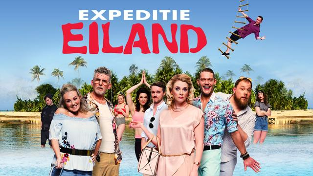 Tickets voor musical Expeditie Eiland vanaf 25 euro