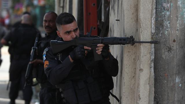 Braziliaanse politie neemt 47 vliegtuigen van drugsbende in beslag