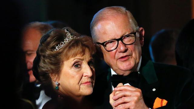 Pieter van Vollenhoven noemt huwelijk beste fout die hij ooit maakte