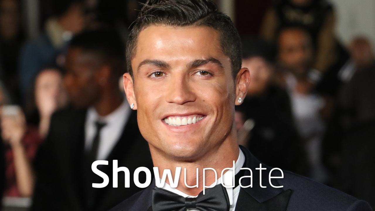 Nieuw liefje voor Cristano Ronaldo?