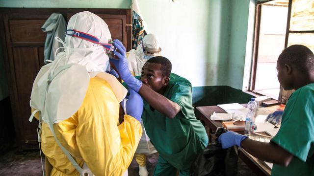 Zeker honderd doden door ebola-uitbraak Oost-Congo