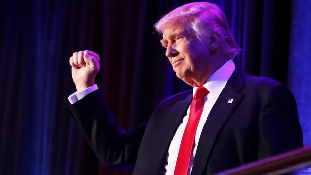 Enthousiasme over Trump stuwt Wall Street naar record