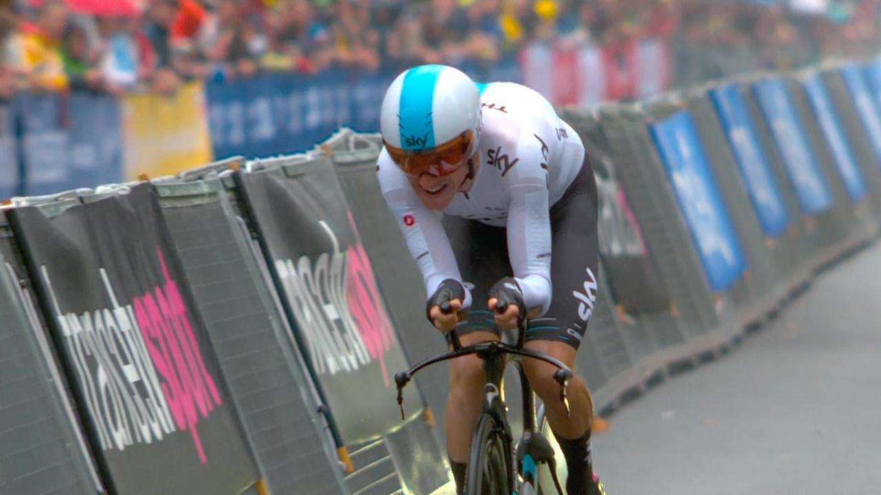 Tour-update: Thomas wint eerste etappe, Valverde moet opgeven