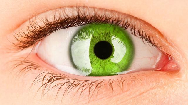'Lensdragers hebben andere oogbacteriën'