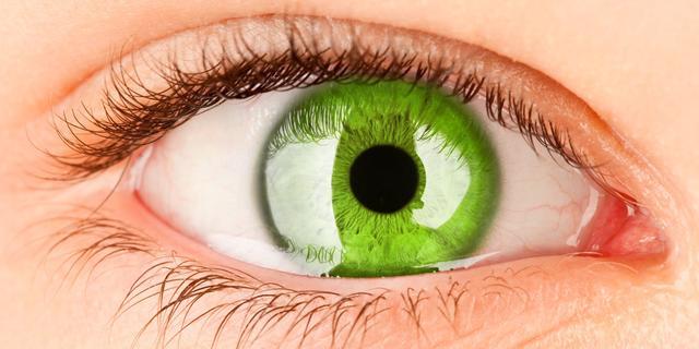 Menselijke pupillen verwijden bij onzekerheid over beslissing