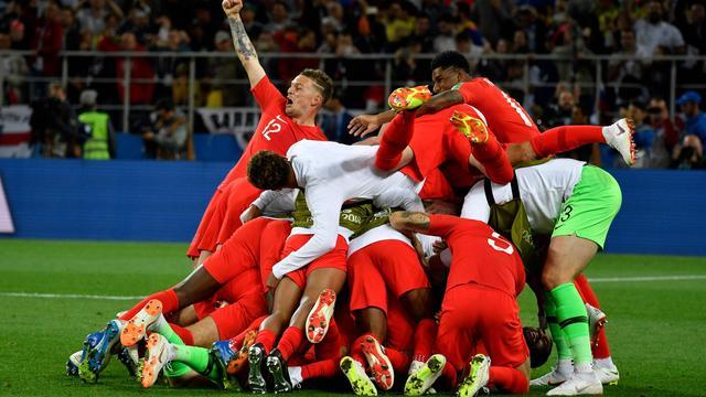 Britse media lovend over Engels elftal na overwinnen 'penaltyvloek'