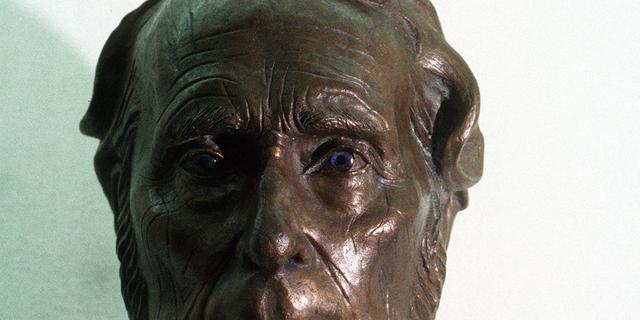 Bronzen beeld Carel Willink verdwenen