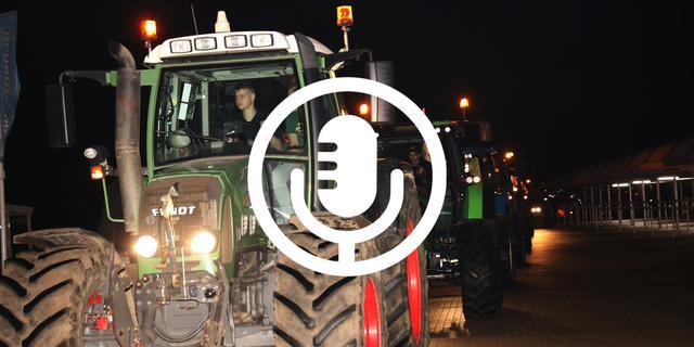 Hoe kom je van A naar B tijdens het boerenprotest?