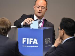 Bert van Oostveen is teleurgesteld in resultaat FIFA-verkiezingen