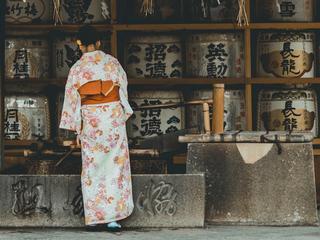 Japan is enerzijds hypermodern, maar aan de andere kant lijkt het alsof de tijd heeft stilgestaan