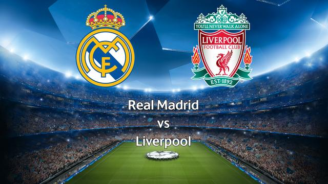 Champions League-finale: Real Madrid-Liverpool