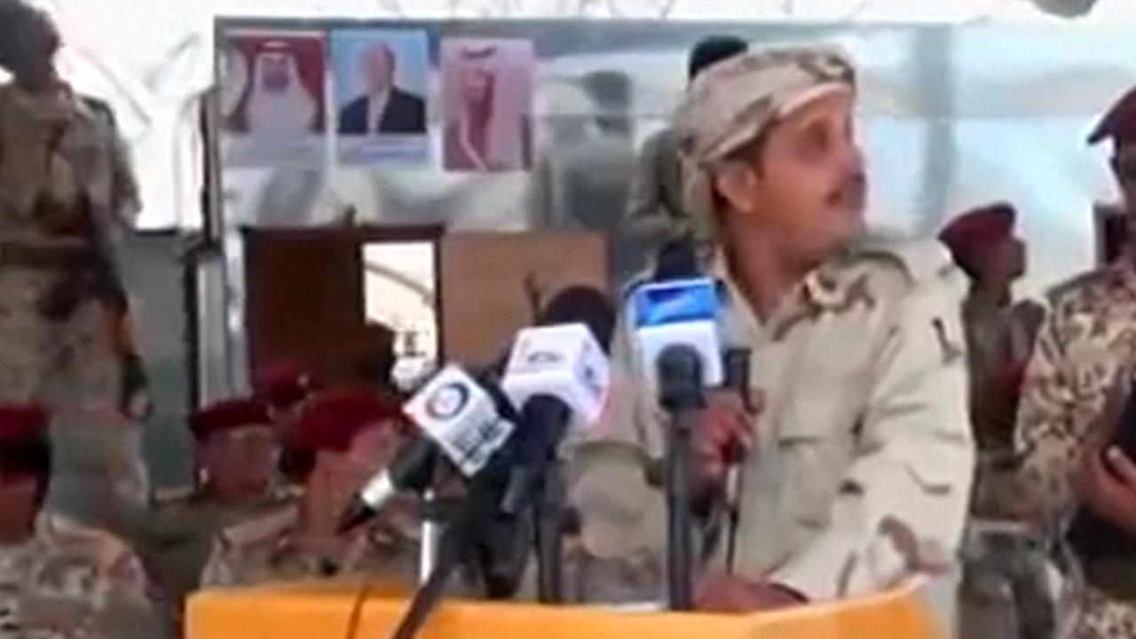Luide knal bij droneaanval op legerbasis Jemen