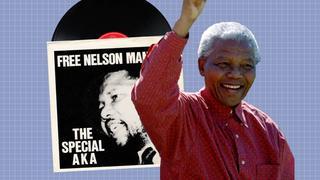 Nelson Mandela's lot was relatief onbekend, tot deze hit uitkwam